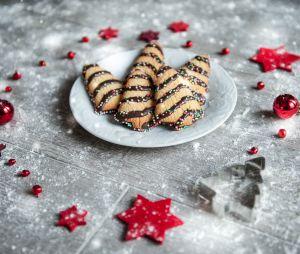 La recette facile des sablés de Noël au chocolat
