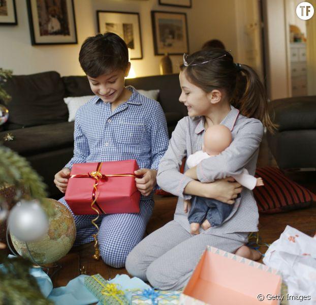Les jouets de Noël véhiculent des stéréotypes de genre
