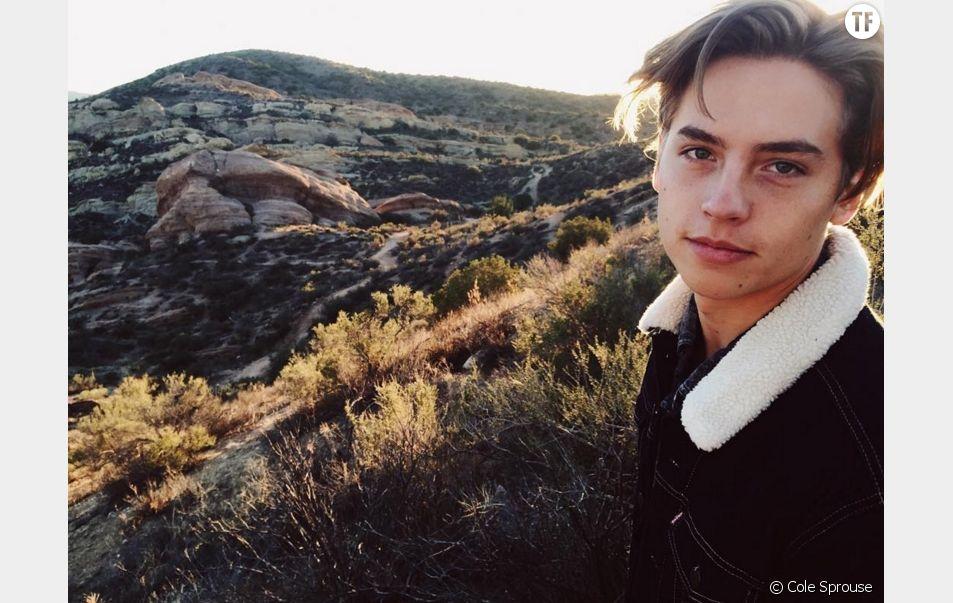 Photographie de Cole Sprouse de Riverdale