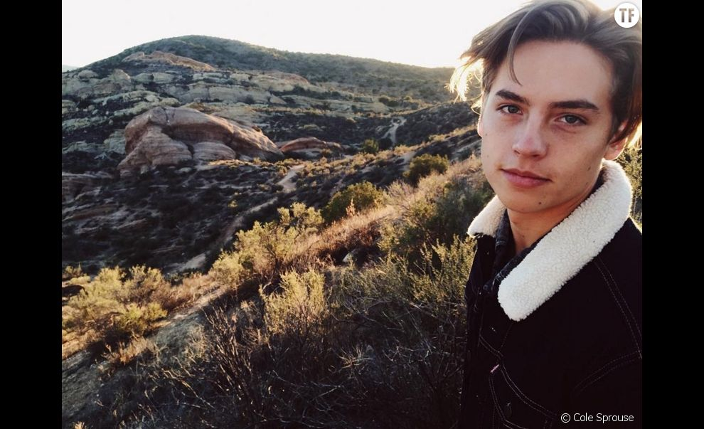 Photographie de Cole Sprouse de Riverdale