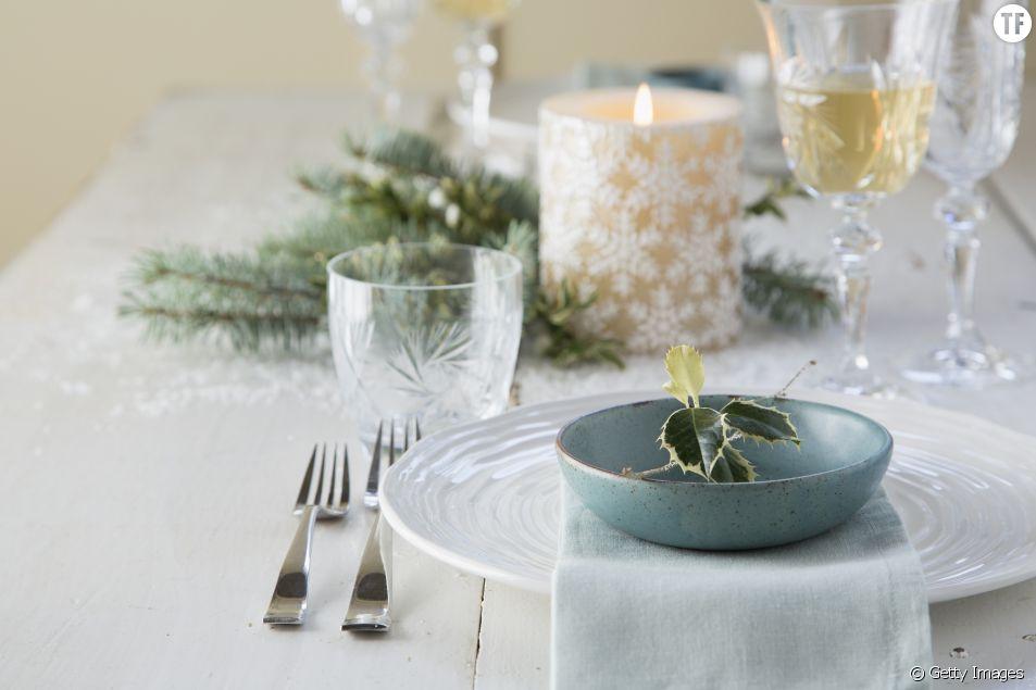 Nos idées originales de décoration de table pour les fêtes