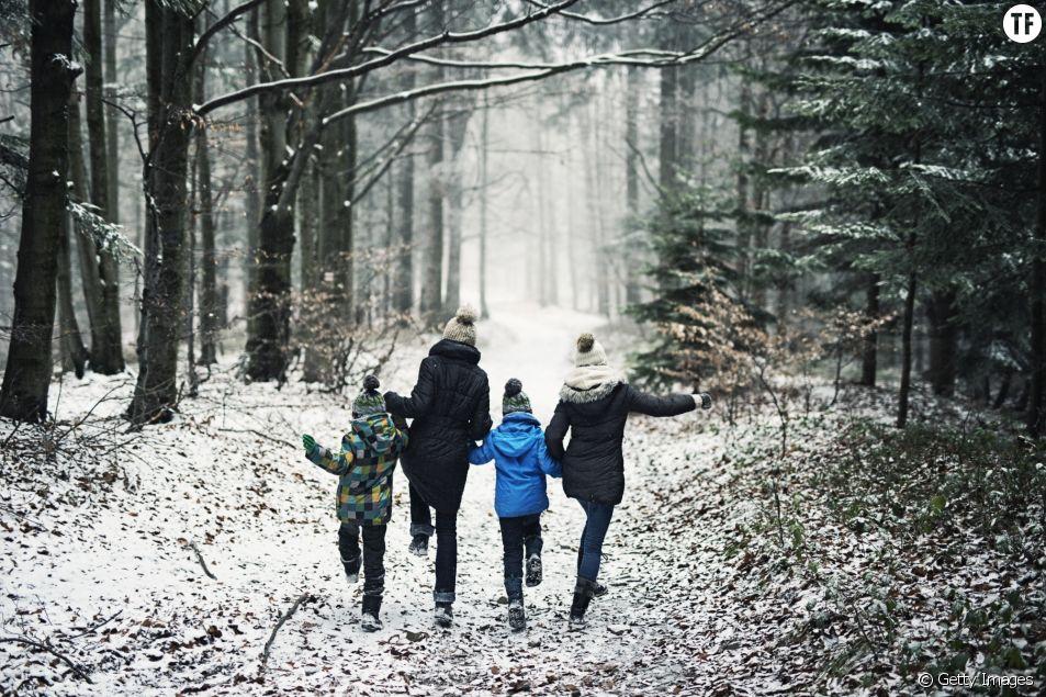 3 bonnes raisons d'aller marcher en hiver (au lieu de s'avachir sur son canapé)