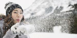 Le Snowface Challenge, le nouveau défi qui affole les réseaux sociaux