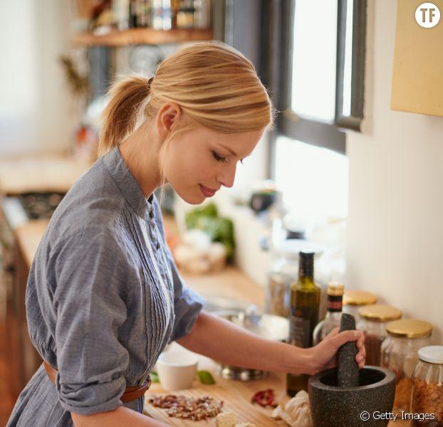 En cuisine, tous les aliments et condiments ne sont pas faits uniquement pour être mangés.
