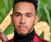 Lewis Hamilton s'excuse après s'être moqué de son neveu déguisé en princesse