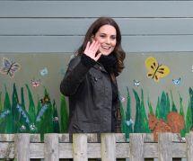 """Voici la réaction de Kate Middleton face à l'enfant le plus """"swag"""" du monde"""