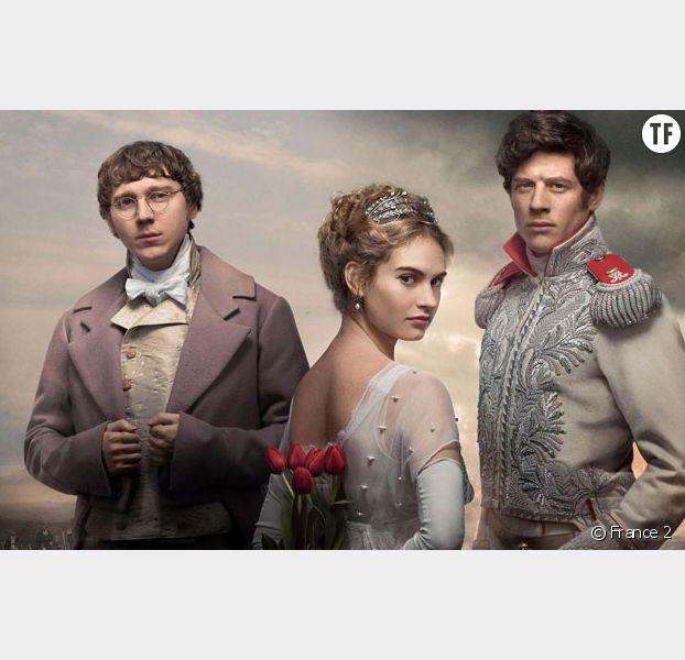 """Le casting de la mini-série """"Guerre et Paix"""" sur France 2"""