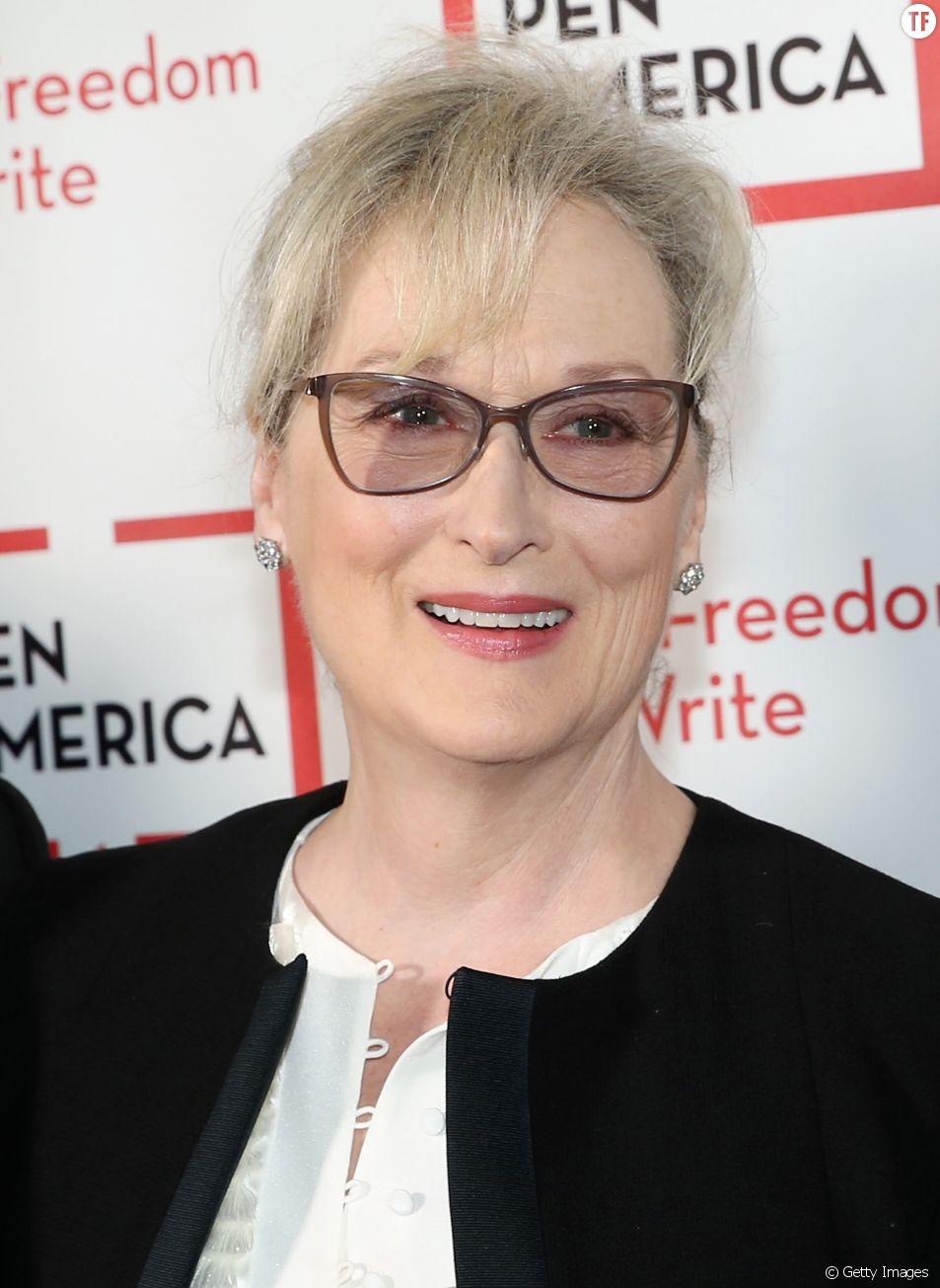 L'actrice Meryl Streep est l'une des signataires de l'organisation Time's Up