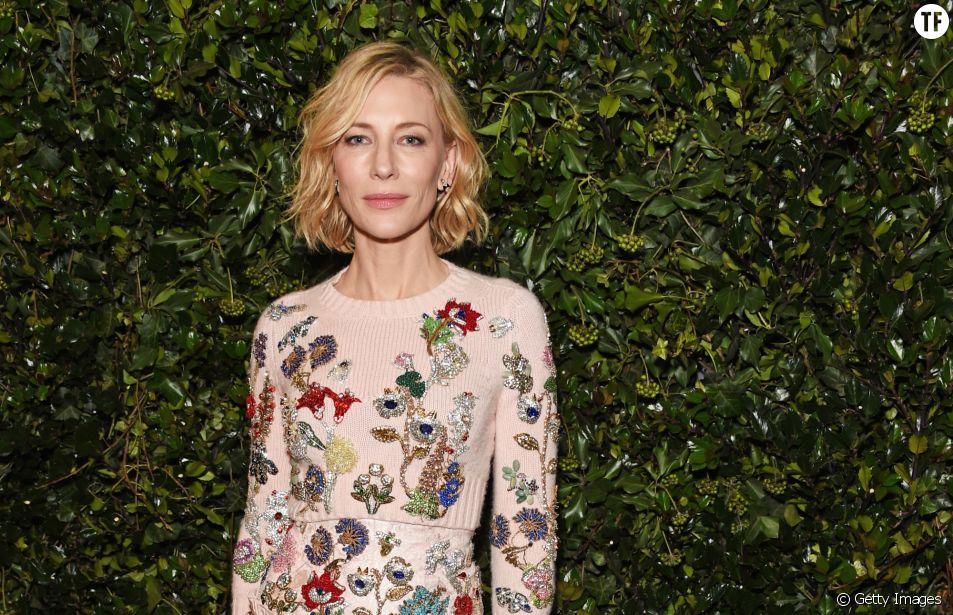 L'actrice australienne Cate Blanchett présidera le 71e festival de Cannes