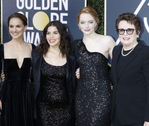 Golden Globes : une cérémonie féministe et engagée contre les violences sexuelles