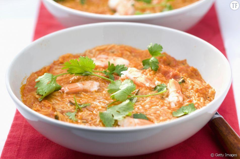 Chorba : l'excellente recette de soupe marocaine