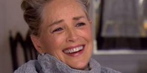 L'étonnante réaction de Sharon Stone interrogée sur le harcèlement sexuel