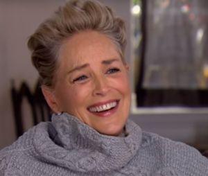 Sharon Stone invitée sur CBS