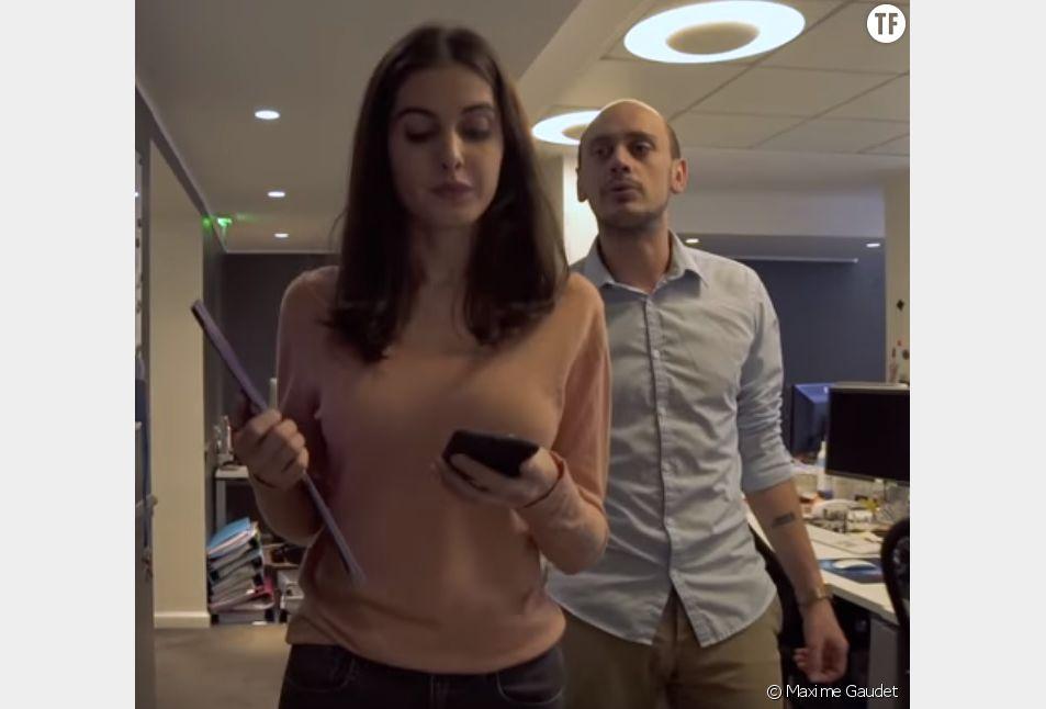 Bruits de couloir, le court-métrage qui dénonce le sexisme au travail