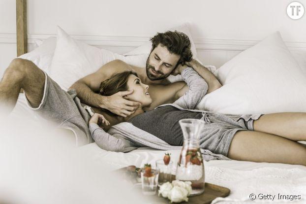 4 petits gestes romantiques après l'amour