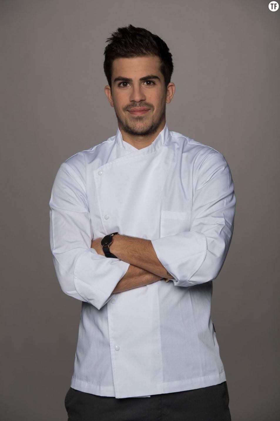 Top chef saison 9, Victor Mercier, 26 ans