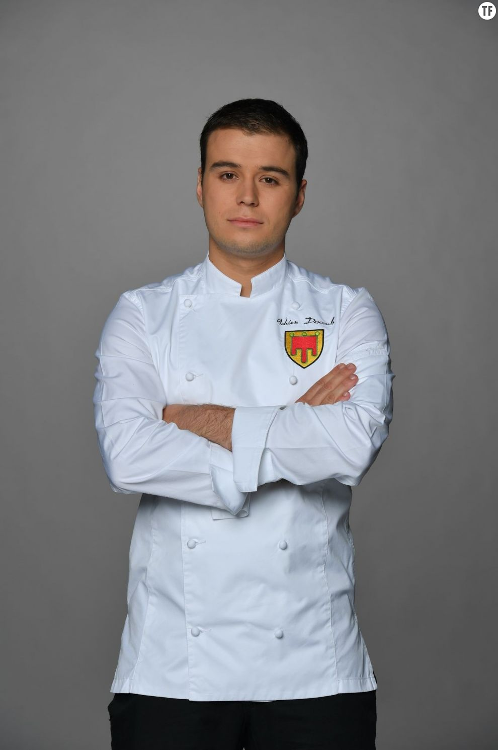 Top Chef 2018, Adrien Descouls, 29 ans