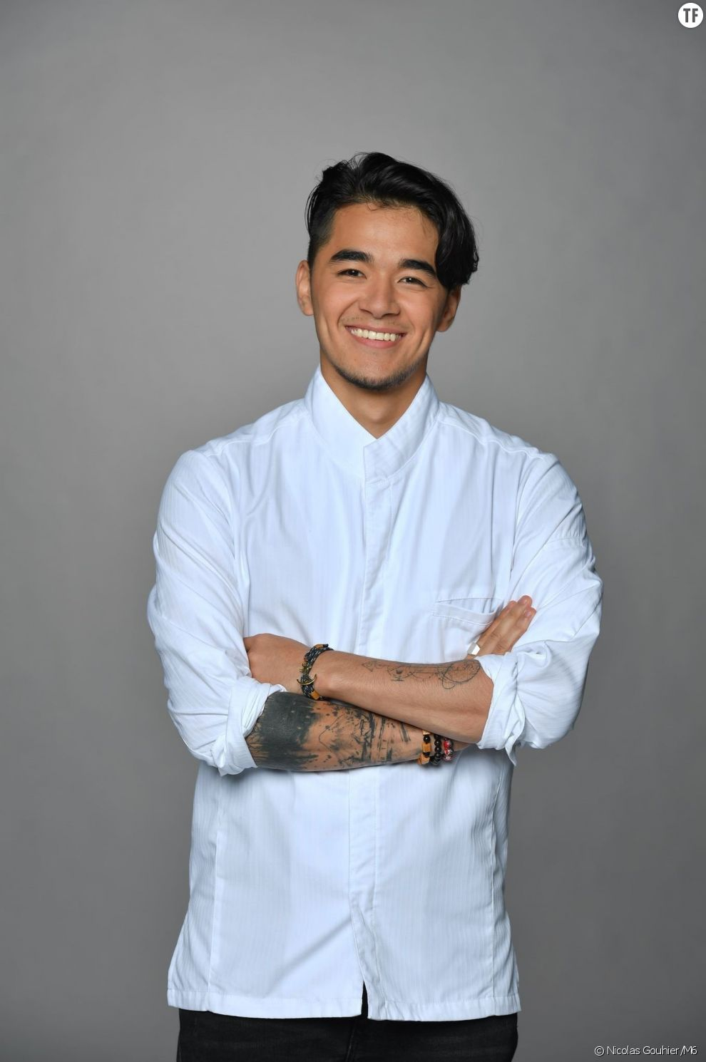 Top Chef 2018, Geoffrey Degros, 22 ans