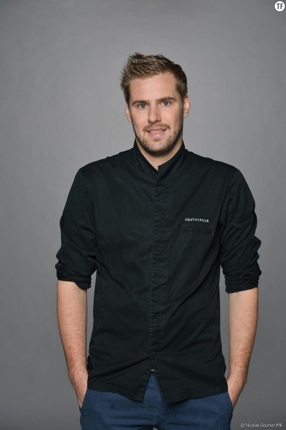 Top Chef 2018, Jérémy Vandernoot, 27 ans