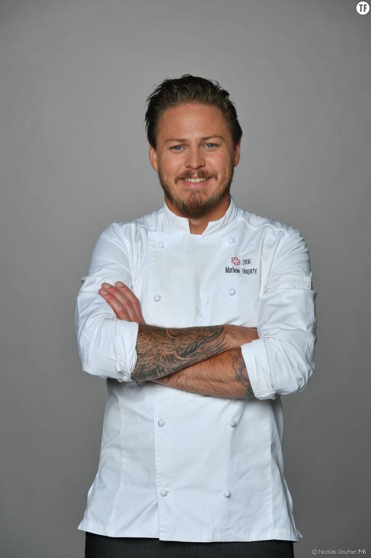 Top Chef 2018, Mathew Hegarty, 30 ans