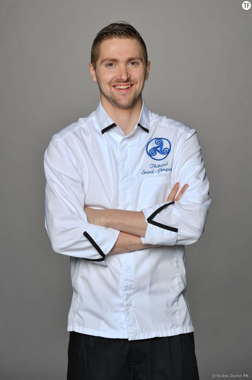 Top Chef 2018, Thibaud Érard, 23 ans