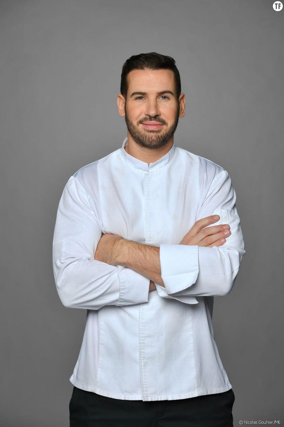 Top Chef 2018, Vincent Crépel, 33 ans