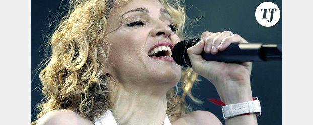 Madonna lance son parfum !