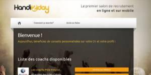 Handi2Day : des recrutements en ligne pour les handicapés