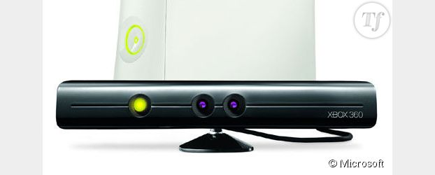 Console de jeu XBOX 360 : la Kinect débarque en France