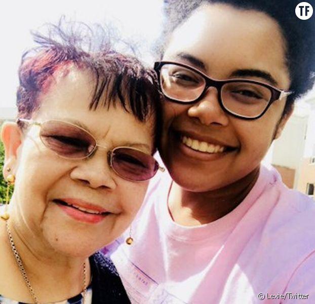 La touchante attention de cette grand-mère envers sa petite-fille bisexuelle émeut les internautes