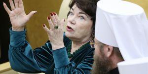 Une députée demande aux Russes de ne pas coucher avec les étrangers pendant le Mondial
