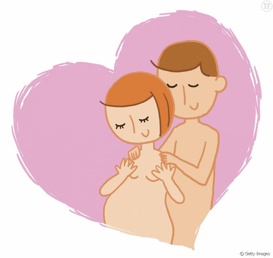 Faire l'amour enceinte