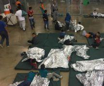 Donald Trump met des enfants en cage comme des animaux