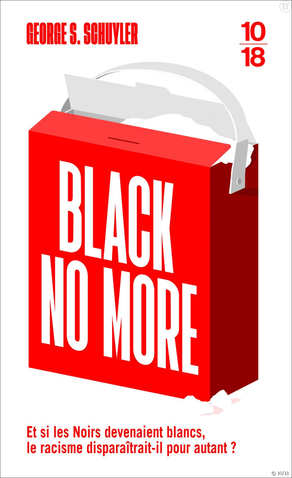 """Le livre """"Black No More"""" de l'auteur américain George S.Schuyler"""