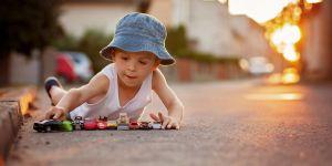 13 activités à faire avec des enfants les soirs d'été