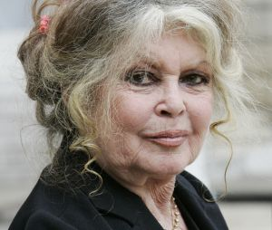 L'actrice Brigitte Bardot