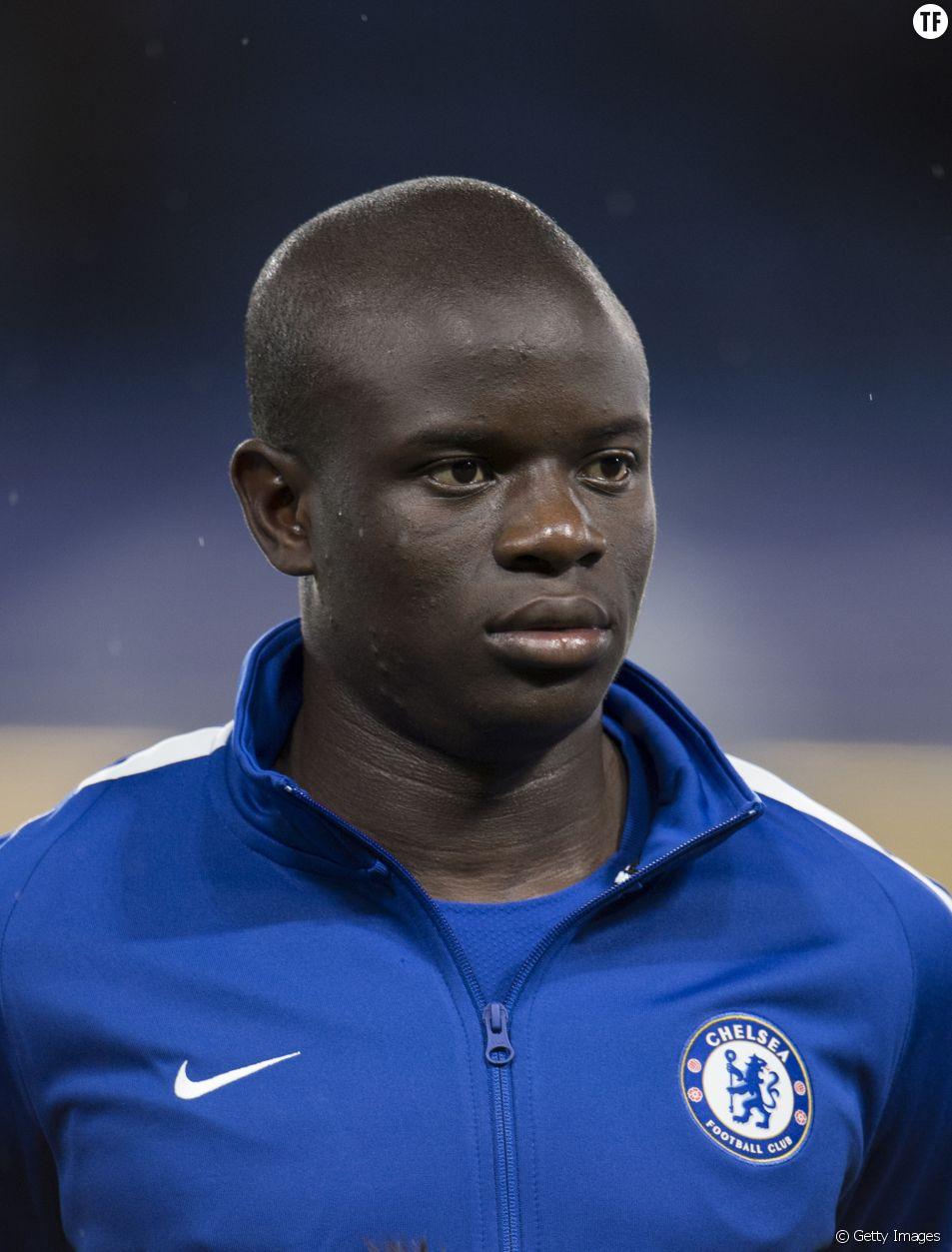 N'Golo Kanté à Chelsea