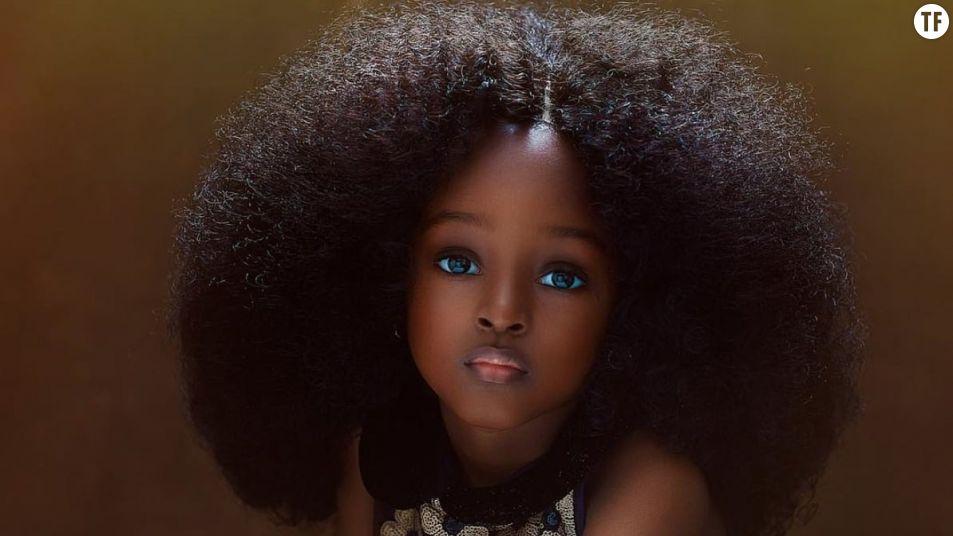 """Sexualisation des enfants : selon les internautes, cette fillette serait """"la plus belle du monde"""""""