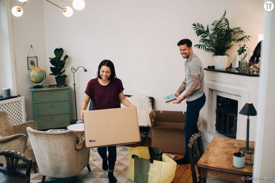 Comment vivre dans un petit espace à deux ?