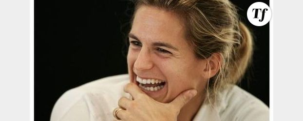 Amélie Mauresmo comme prof