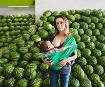 """""""Anytime, Anywhere"""" : un projet photo pour célèbrer l'allaitement en public"""