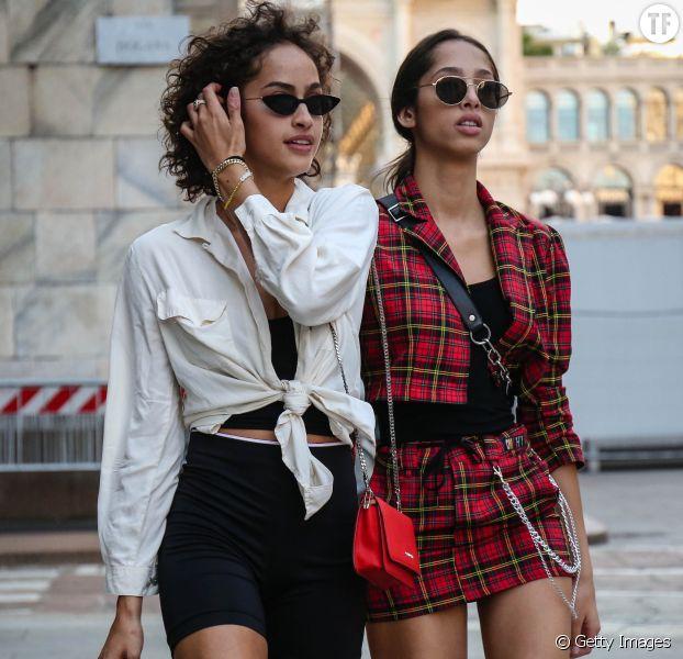 Les tendances mode de la rentrée 2018