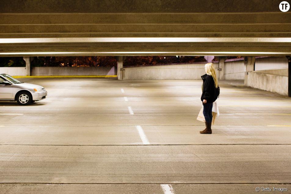 Les parkings de supermarché sont-ils sexistes ?