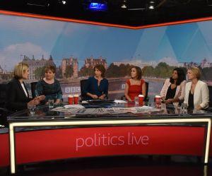 Une émission politique 100% féminine choque des Britanniques