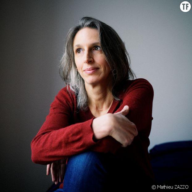 L'autrice Mona Chollet