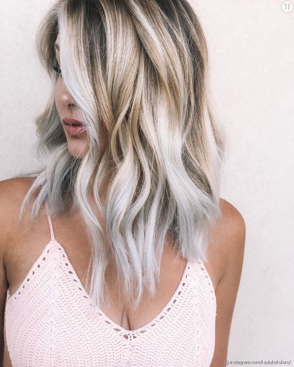 Toasted Coconut Hair, la nouvelle coloration tendance