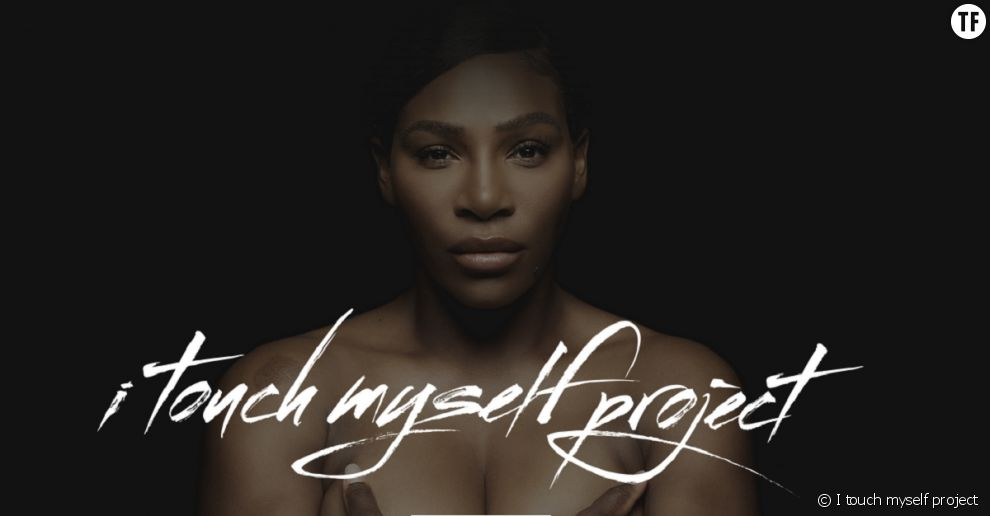 I touch myself project par Serena Williams