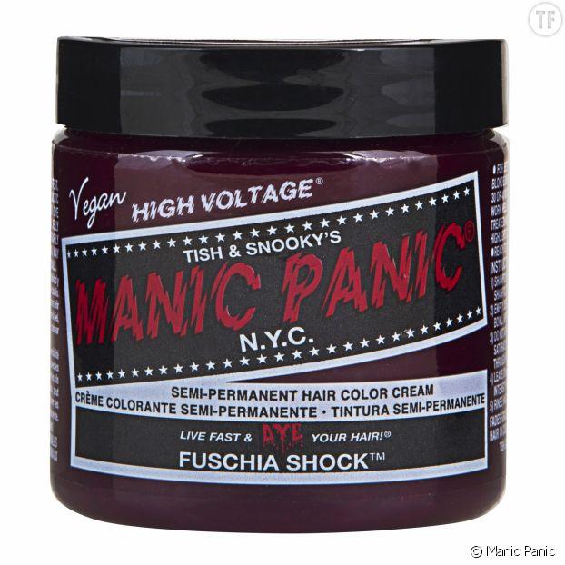 La coloration Manic Panic