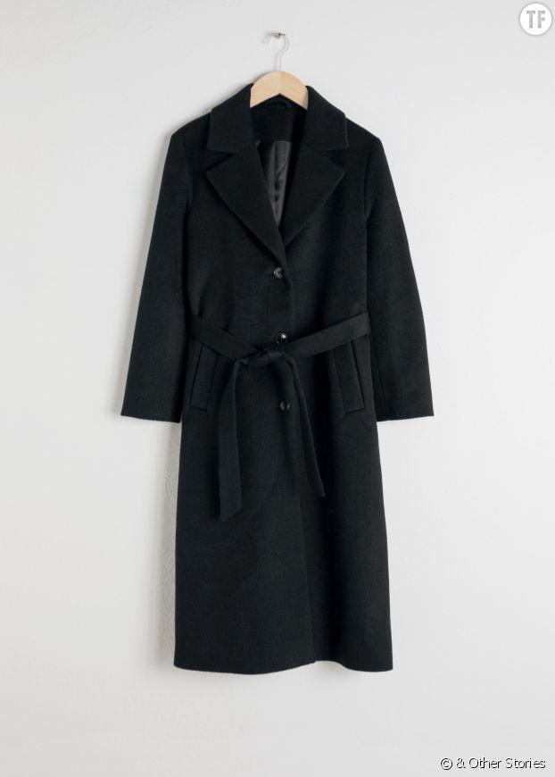 Manteau peignoir noir, & Other Stories