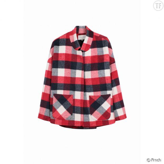 Manteau à carreaux, Frnch
